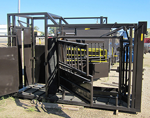 Deluxe Cattle Chute
