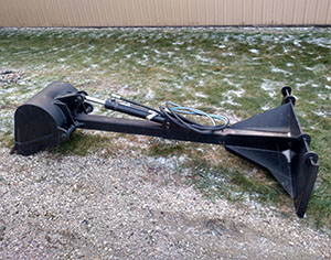 Back Hoe Attachments
